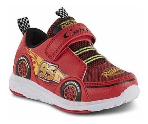 Zapatos Deportivos De Luces Cars Originales Precio De Remate