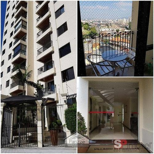 Apartamento Em Santana Com 2 Dormitórios E 1 Vaga! - 4412-1