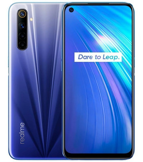 Realme 6 128gb Cam 64mp - 4gb Ram - Nfc - Versão Global