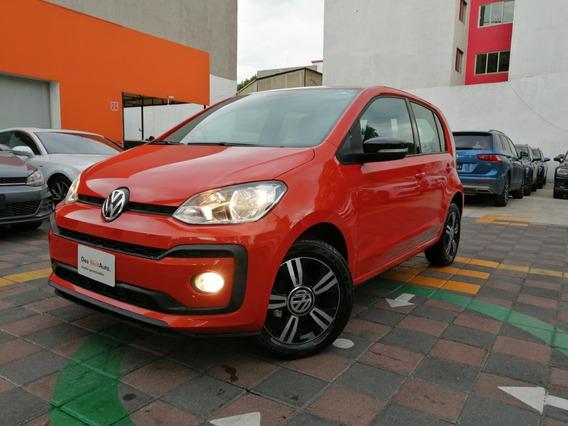 Volkswagen Up ! 1.0 Mpi Connect Mt Credito O Contado !!