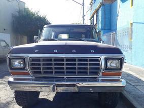 Ford Bronco Ranger Xlt 1979