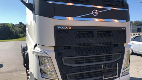 Volvo Fh 460 6x2 2015/16 Vm Vw Scania Mb