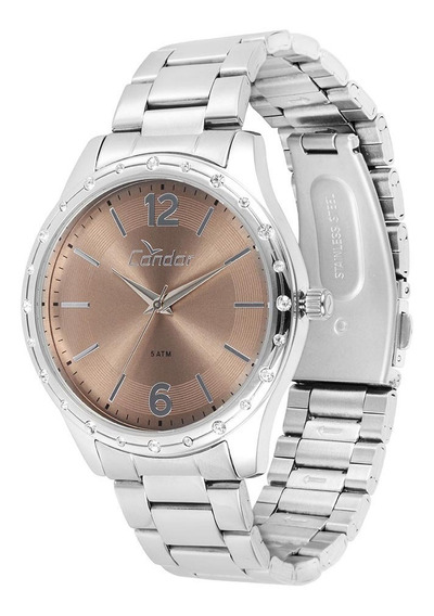 Relógio Feminino Condor Co2035kmj/k3t Usado Leia O Anúncio