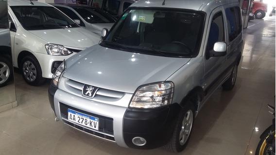 Peugeot Partner Patagónica Hdi Vtc Plus 2016 Full-
