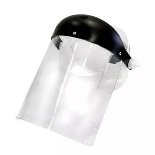 Protetor Mascara Facial Transparente 8 Epi Ca-15019