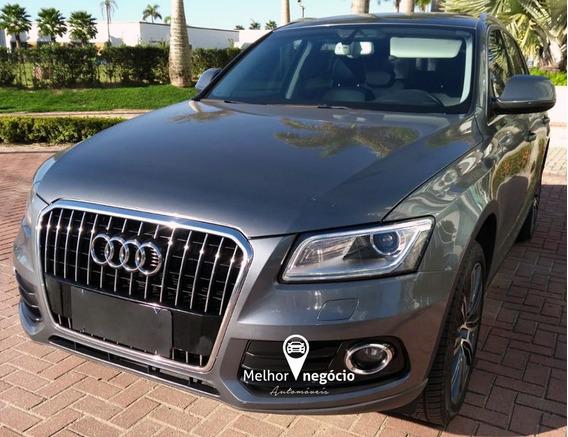 Audi Q5 2.0 Tfsi Quattro Tiptr. Aut. 2014 Cinza