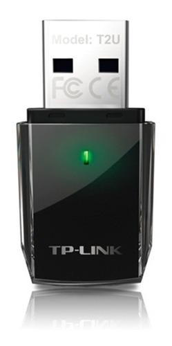 Receptor Wifi Usb Tp-link Archer Ac600 Dual Band T2u