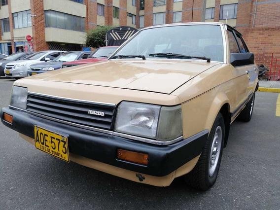 Mazda 323 Special Nb- Modelo 1985, 1500 C.c. 5 Cambios