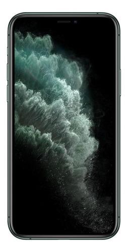 Imagem 1 de 5 de iPhone 11 Pro Max 256 GB verde-meia-noite