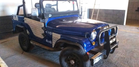 Jeep Willys Ano 75
