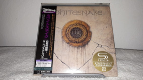Whitesnake - 1987 Same Title Shm-cd Mini Lp Cd Japan