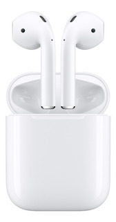 Apple AirPods Com Estojo Recarga Sem Fio 2 Geração Mrxj2am/a
