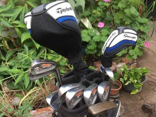 Golf,set De Golf Ping Y Taylor Made