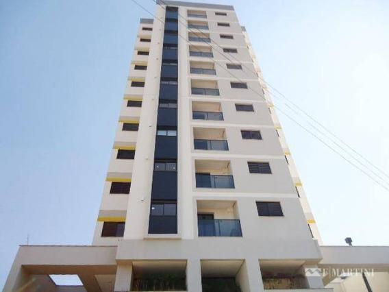 Apartamento Com 1 Dormitório À Venda, 49 M² Por R$ 275.000,00 - São Dimas - Piracicaba/sp - Ap2137