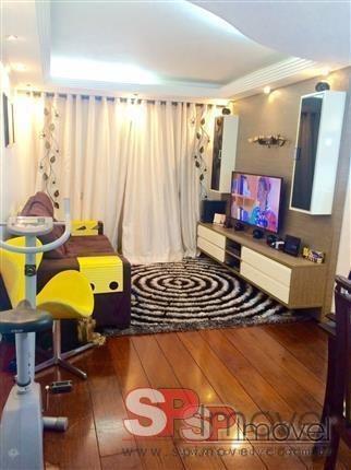 Apartamento Para Venda Por R$400.000,00 - Parque Novo Mundo, São Paulo / Sp - Bdi19398