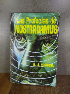L2444 Hj Forman Las Profecías De Nostradamus