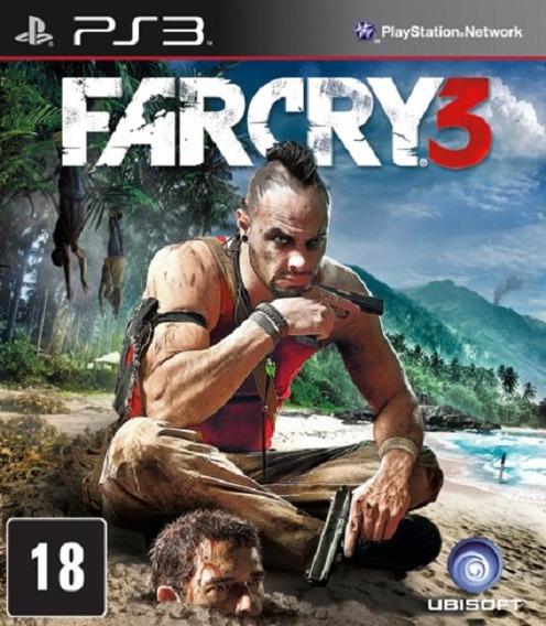 Far Cry 3 Farcry 3 - Playstation 3 - Instale Já