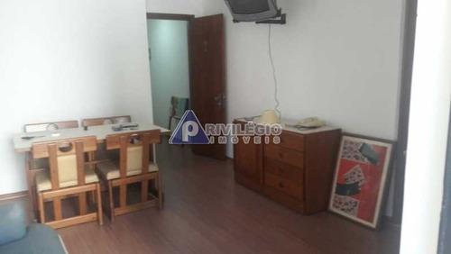Imagem 1 de 11 de Apartamento À Venda, 1 Quarto, 1 Suíte, 1 Vaga, Copacabana - Rio De Janeiro/rj - 3541
