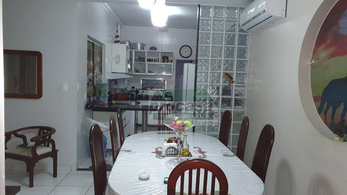 Imagem 1 de 18 de Casa Com 4 Dormitórios, 740 M² - Venda Por R$ 850.000,00 Ou Aluguel Por R$ 3.500,00/mês - Santo Agostinho - Manaus/am - Ca4270