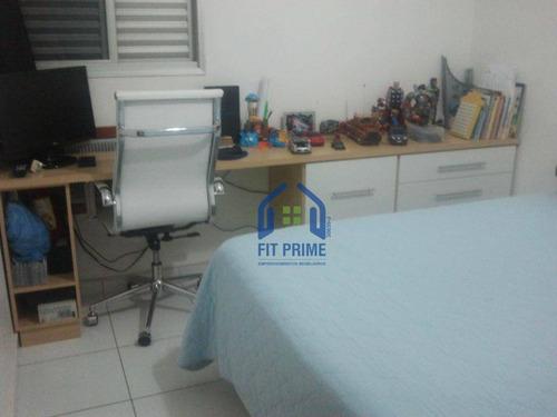 Apartamento Com 3 Dormitórios À Venda, 85 M² Por R$ 280.000  Rua Pedro Góes, 3601 - Vila Itália - São José Do Rio Preto/sp - Ap0148