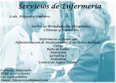 Servicio De Enfermería Profesional