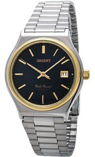 Reloj Orient Fun3t001d Combinado Wr 100m Calendario Hombre