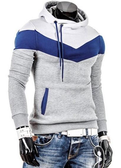Blusa Moletom Slim Bl004 Jaqueta Casaco Moleton