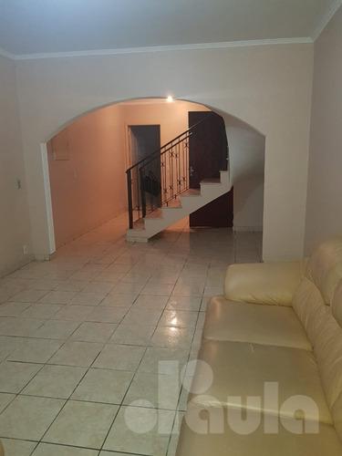 Sobrado 244m² Na Vila Pires Com Edícula - 1033-12001