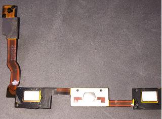 Flex Botão Home Sensor Teclado Galaxy Note1 Gt-n7000
