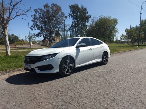 Civic Ex 2017 Impecable