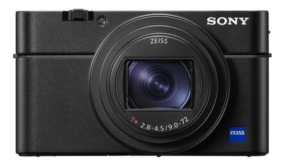 Sony Cyber-shot RX100 VI compacta avançada preta