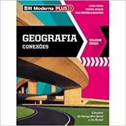 Moderna Plus Conexões Estudos De Geografia Geral E Do Brasil