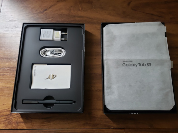 Caneta S Pen + Pontas Galaxy Tab S3 + Todos Acessórios Novos