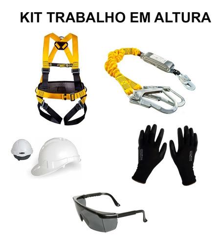 Imagem 1 de 1 de Kit Telecom Trabalho Altura Athenas