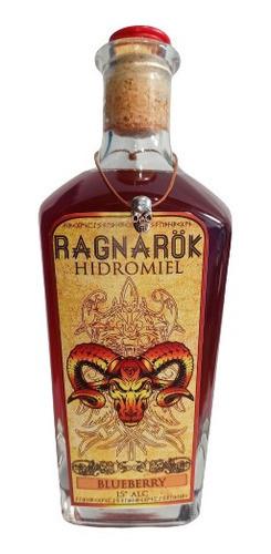 Hidromiel Artesanal Ragnarök Arándanos - mL a $91
