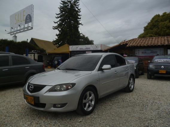 Mazda 3 2006 Full Explora Abs Airbag Rines Mt