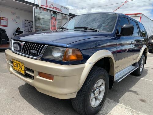 Mitsubishi Nativa Gls Mecanica