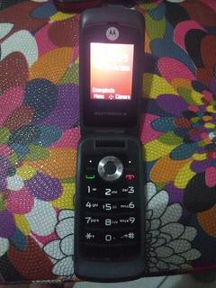 Celular Motorola Wx295 Em Boas Condições Quase Sem Marcas.