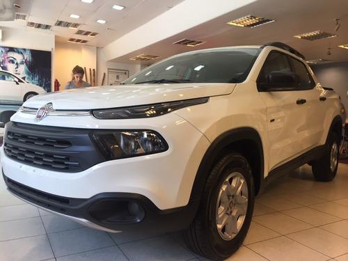 Fiat Toro 2021 0km Cuotas Y Anticipo Al 50% Jubilados L-