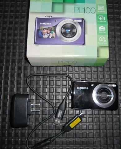 Camara Fotografica Digital Samsung Pl100