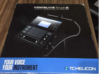 Tc-helicon Voicelive Touch 2 10,500 Al Contado