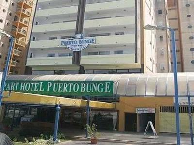 Alquiler Departamento Puerto Bunge Apart Hotel