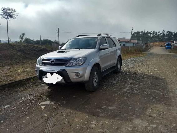 Toyota Hilux Sw4 Automatica