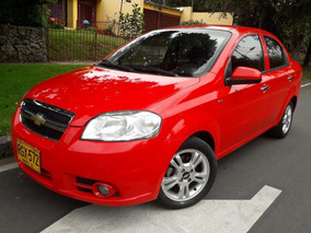 Chevrolet Aveo Emotion 1600cc Aa 1ab