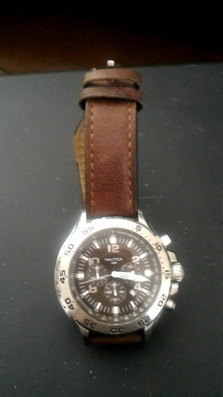 Relógio Cronógrafo Nautica N17520g