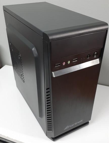 Pc Gamer Core I5, 8gb Ddr3, Hd 500gb Ssd, Rx 470 4gb