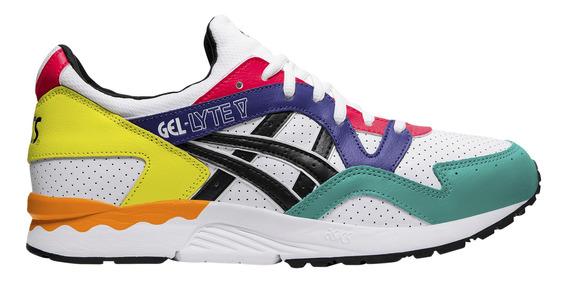 Tenis Asics Casual Gel-lyte V Multicolor