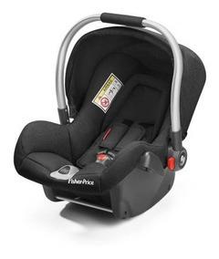 Cadeira Para Auto Heritage Fix Fisher Price Preto