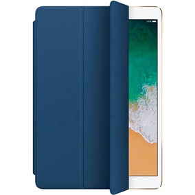 Capa Para iPad Pro 10.5 Smart Cover Azul Original