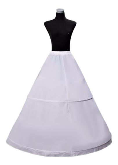 Anágua Saiote Para Vestido De Noivas E Festas 2a